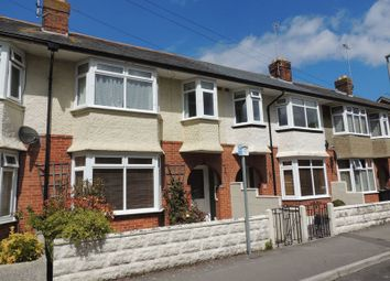 Thumbnail 3 bed terraced house to rent in Olga Road, Dorchester