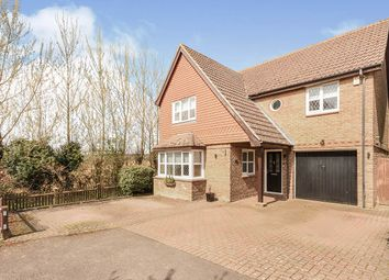 Lapins Lane, Kings Hill, West Malling ME19. 4 bed detached house for sale