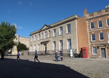 Thumbnail Leisure/hospitality for sale in The Judge's Lodgings, Castle Hill, Lincoln