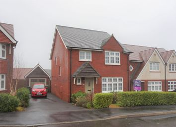 Thumbnail 4 bed detached house for sale in Parc Llwyn Celyn, Carmarthen
