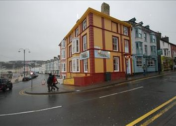 Thumbnail Restaurant/cafe for sale in Restaurant, Rock House, 35 Pier Street, Aberystwyth