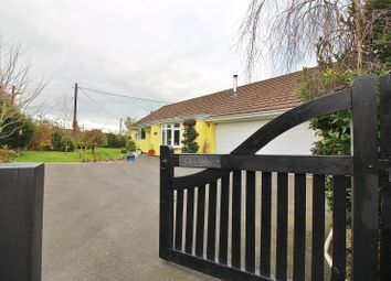 Thumbnail 3 bed bungalow for sale in Rye Park, Beaford, Winkleigh