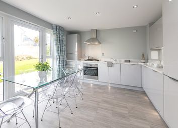 "Thumbnail 3 bedroom terraced house for sale in ""Coull"" at Mavor Avenue, East Kilbride, Glasgow"