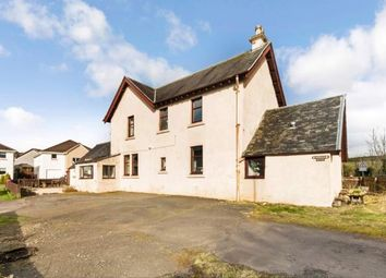 Thumbnail 4 bedroom detached house for sale in Bogside Farm, Inverkiip, Millhouse Road, Inverkip