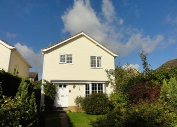 Thumbnail 3 bed detached house to rent in The Chestnuts, Horringer, Bury St. Edmunds