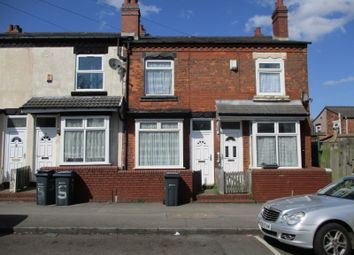 Thumbnail 3 bed terraced house for sale in Willes Road, Winson Green