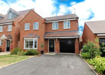 Thumbnail 4 bed detached house to rent in Brackley Crescent, Warwick