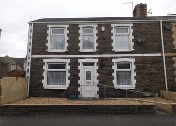 Thumbnail 3 bedroom end terrace house for sale in Eastland Road, Neath, West Glamorgan