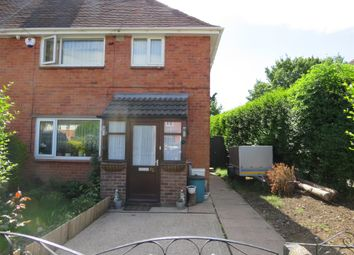 Thumbnail 3 bed semi-detached house to rent in Manor Drive, Loughborough