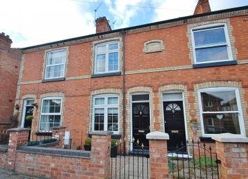Thumbnail 2 bed terraced house to rent in Barrow Road, Quorn, Loughborough