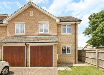 Thumbnail 3 bedroom property to rent in Back Lane, Eynsham, Witney