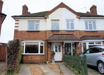 Thumbnail 3 bed semi-detached house for sale in Wilton Road, Hitchin