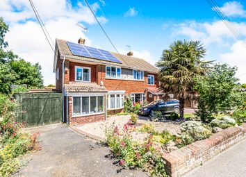 Thumbnail 3 bedroom semi-detached house for sale in Lower Road, Faversham