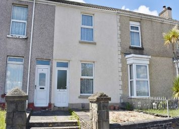 Thumbnail 2 bed terraced house to rent in Martin Street, Swansea