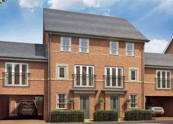 Thumbnail 4 bed semi-detached house for sale in Carters Lane, Kiln Farm, Milton Keynes