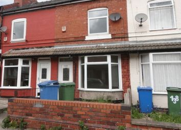 Thumbnail 2 bed terraced house to rent in Victoria Street, Mansfield