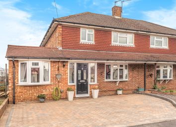Thumbnail 4 bed semi-detached house for sale in 17 Westways, West Bedhampton