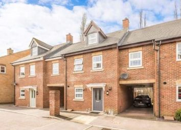Thumbnail 4 bed terraced house for sale in Stockbridge Close, Clifton, Shefford, Bedfordshire