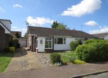 Thumbnail 2 bed semi-detached bungalow for sale in Surlingham Drive, Swaffham