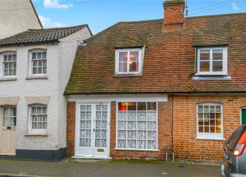 Thumbnail 1 bed terraced house for sale in East Street, Rochford, Essex