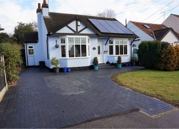 Thumbnail 2 bed detached bungalow for sale in The Leas, Ingatestone