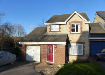 Thumbnail 3 bed detached house for sale in St. Stephens Court, Undy, Caldicot