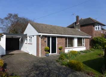 Thumbnail 3 bed detached bungalow for sale in Coombe Drive, Dunstable
