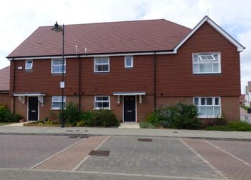 Thumbnail 3 bed terraced house for sale in Holly Way, Kings Hill, West Malling