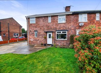 Thumbnail 3 bedroom semi-detached house for sale in Keepers Lane, Weaverham, Northwich