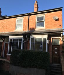 Thumbnail 2 bedroom end terrace house for sale in Evelyn Road, Birmingham