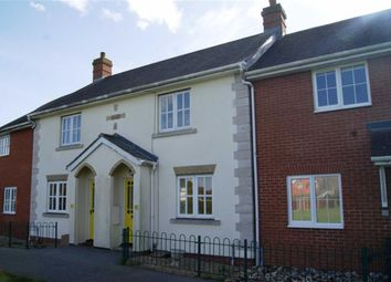 Thumbnail 2 bedroom terraced house to rent in De Brink On The Green, Ipswich, Suffolk