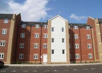 Thumbnail 2 bedroom flat to rent in Provan Court, Ipswich