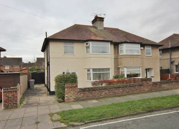 Thumbnail 3 bed semi-detached house for sale in Meadowside, Leasowe, Wirral