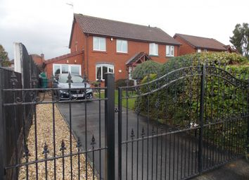 Thumbnail 3 bed semi-detached house for sale in Trem Elwy, Rhyl