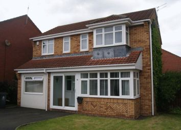 Thumbnail 3 bed detached house for sale in Southfields, Dudley, Cramlington