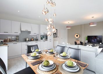 """Thumbnail 3 bed flat for sale in """"Chamberlain Court"""" at Station Parade, Green Street, London"""