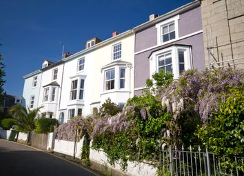 Thumbnail 5 bedroom terraced house for sale in St. Marys Terrace, Penzance, Cornwall