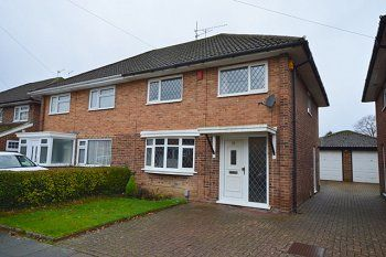 Thumbnail 3 bed semi-detached house to rent in Hudson Road Tilgate, Crawley, West Sussex