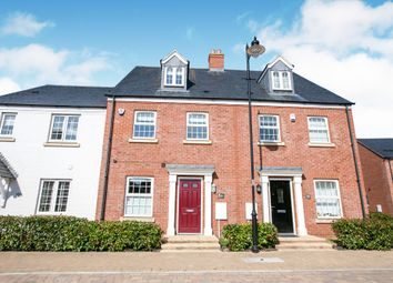 Thumbnail 4 bed town house for sale in Alder Wynd, Silsoe, Bedford