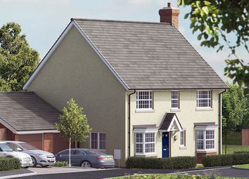 "Thumbnail 4 bed property for sale in ""The Oakley"" at Woodley Place, Elsenham, Bishop's Stortford"