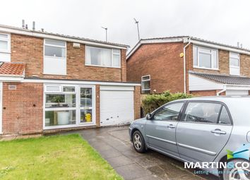 Thumbnail 3 bed semi-detached house for sale in Minley Avenue, Harborne