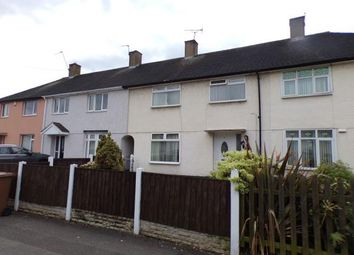 Thumbnail 3 bed terraced house for sale in Brinkhill Crescent, Clifton, Nottingham, Nottinghamshire