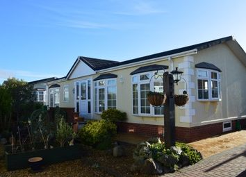 Thumbnail 2 bed mobile/park home for sale in Sand Road, Kewstoke, Weston-Super-Mare