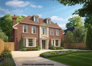 Thumbnail 5 bedroom land for sale in Home Park Road, Wimbledon