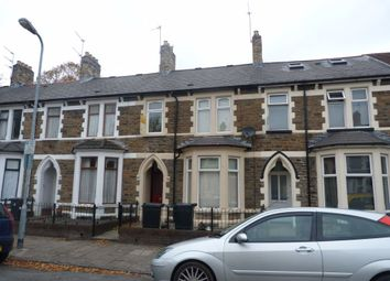 Thumbnail 2 bed flat to rent in Llantwit Street, Cathays, ( 2 Beds )