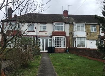 3 bed terraced house to rent in Tyburn Road, Erdington, Birmingham B24
