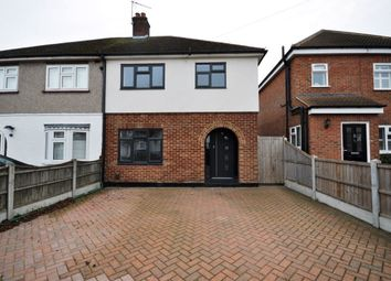 Thumbnail 3 bed property to rent in Central Drive, Hornchurch