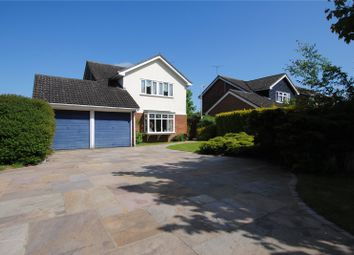 Thumbnail 4 bed detached house for sale in Mandeville Way, Broomfield, Chelmsford, Essex