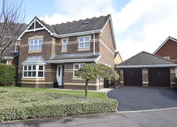 4 bed detached house for sale in Scott Walk, Bridgeyate, Bristol BS30