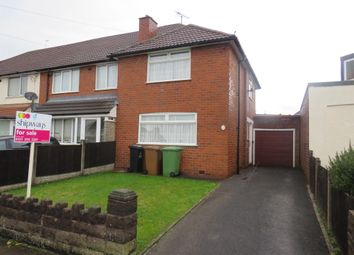 Thumbnail 2 bed end terrace house for sale in Collingwood Drive, Great Barr, Birmingham